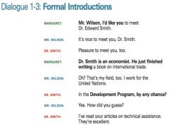 课程回顾:日常美式对话30天 1-3 1-4