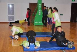 2015年江苏省小学体育青年教师教学基本功大赛专题报道四