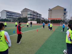 南通市通州区举行初中校园足球专题研讨活动