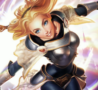 The Lady of Luminosity.Lux