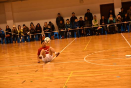 2015年江苏省小学体育青年教师教学基本功大赛精彩瞬间