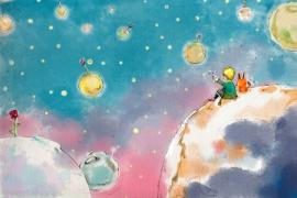 轻松一刻:电影《小王子》(Le Petit Prince) (附中英字幕高清下载链接)
