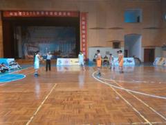 远离毒品 投身运动 ----南京市禁毒进校园及篮球比赛在高淳高级中学举行