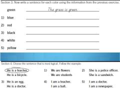 课程回顾:最快学会美式英语 1-3 练习