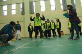 南京市教育行政、教研部门联合组织全市53所高中《国家学生体质健康标准》复核抽测试工作