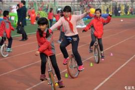让器材爱上孩子:南京10所学校全国先行试点体育新装备