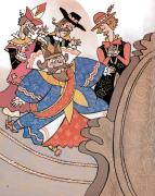 【日文童话故事】国王的新装+灰姑娘