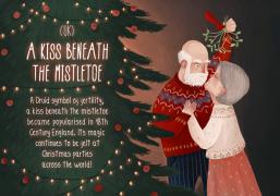 世界各地的20种浪漫圣诞风俗(组图)
