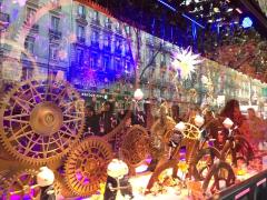 圣诞,在巴黎感受浓郁的节日氛围