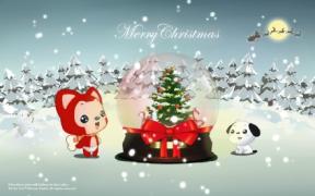 【A.D.M】阿狸梦之岛·圣诞秘密