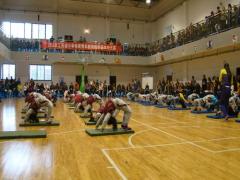 江苏省小学体育教师基本功大赛观后感