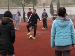 """苏州吴中区举办中学体育与健康""""名师""""展示活动"""