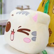 【商城礼品】2016新款 CC猫大靠枕