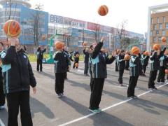 课题研究促教学体育教学提质量