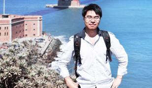 【沪江专访】于成刚 :坚持11年,IT男拥抱精彩世界