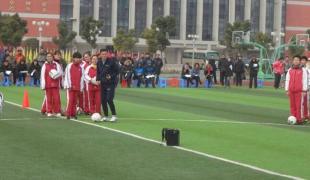 2015年度连云港市中小学体育精品课程展示活动圆满成功