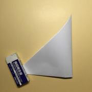 【爱上剪纸❀纸上繁花】第05期の五折法曲线