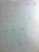 【学习】关于动漫人物眼睛的绘画