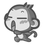 【寻找美猴王——changjingwen】临摹一只悠嘻猴