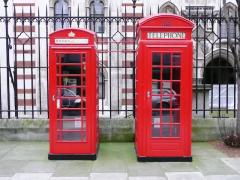 Yes, It's UK丨39 伦敦红色电话亭的前世今生~(参与有奖)