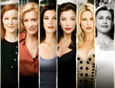 【第3期】《绝望的主妇》法语版 S01E01(3) Gabrielle Solis