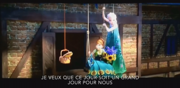 《冰雪奇缘:生日惊喜》法语版视频下载+字幕翻译招募
