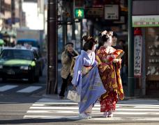 【东瀛风情】003期日本和服