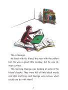 【糖豆妈绘本推荐】字母绘本--一只好奇的猴子!Curious George Learns the Alphabet