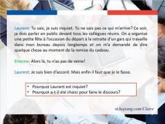 【超实用商务法语会话】第3堂课视频回顾