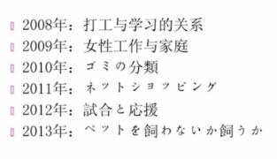 【备课】快闪+日语作文基础