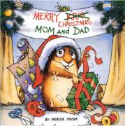 【糖豆妈绘本推荐】圣诞节绘本--Merry Christmas Mom And Dad