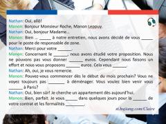 【超实用商务法语会话】第4堂课视频回顾