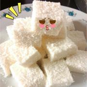 【家香の烘焙小屋】夏天和清凉爽口的椰奶冻更配哦~