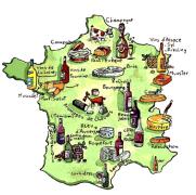 吃货的法式浪漫:跟着欧洲杯绘制美食地图