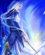 &画意& 魔幻-- 一鸿剑