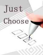 【Just Choose】1029(20160810)