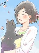 【初声读吧】「彼女と彼女の猫」⑨2016-08-07